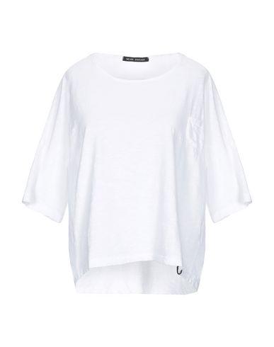 Фото - Женскую футболку NEVER ENOUGH белого цвета