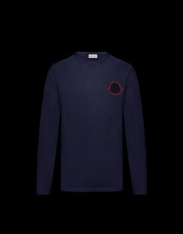 T-SHIRT Dark blue Category T-shirts