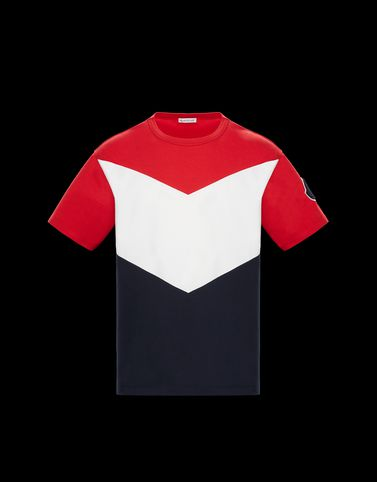 T-SHIRT Red Polos & T-Shirts