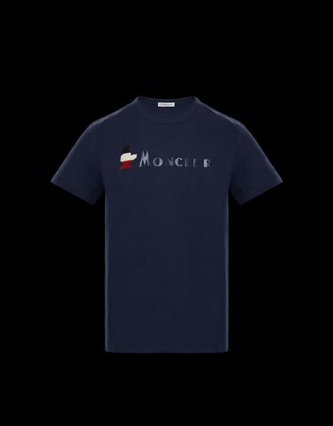 8f84985eb Moncler Men's Polos & T-Shirts | Official Store