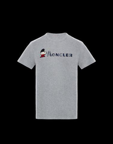 MONCLER T-SHIRT - T-shirts - men