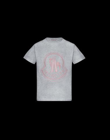 Moncler Kids 4 - 6 Ans - Fille Woman: T-SHIRT