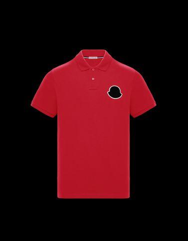 POLO Red Category Polo shirts