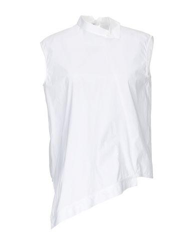 Купить Топ без рукавов от S°N белого цвета