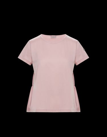T-SHIRT Pink Category T-shirts