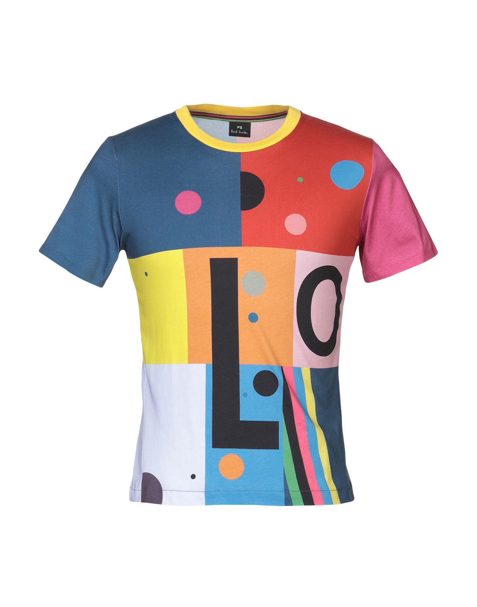 PS PAUL SMITH Футболка paul smith exclusively for yoox футболка