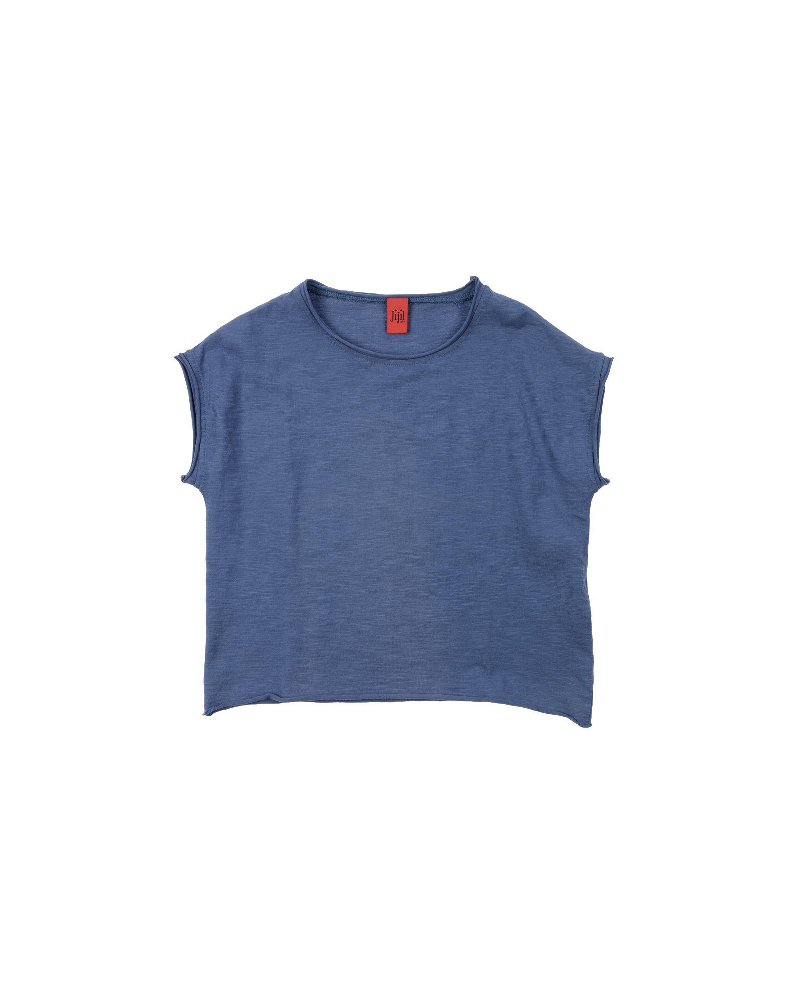 Jijil Jolie Kids' T-shirts In Blue