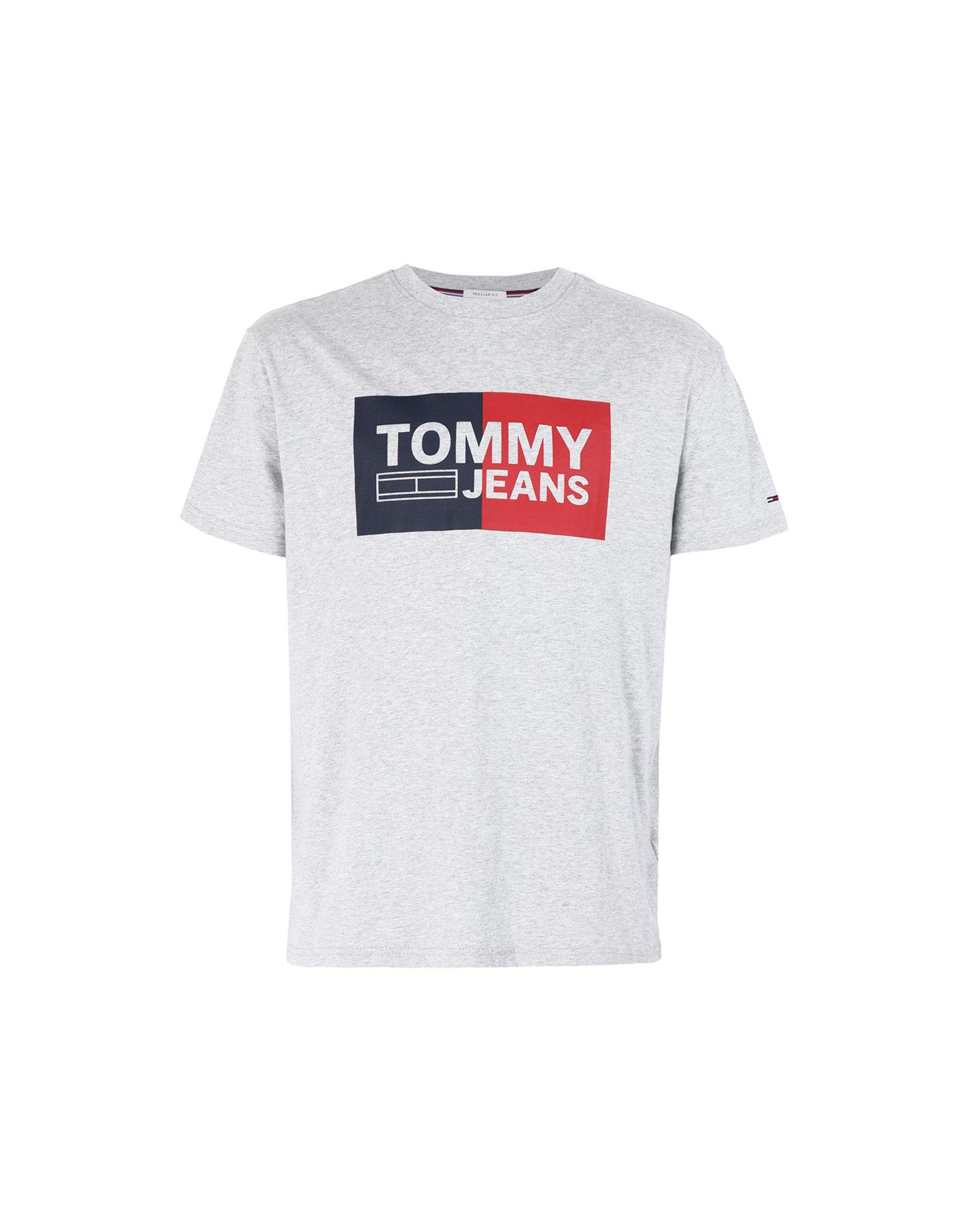 TOMMY JEANS Футболка джинсы tommy jeans tommy jeans to052embhrw1