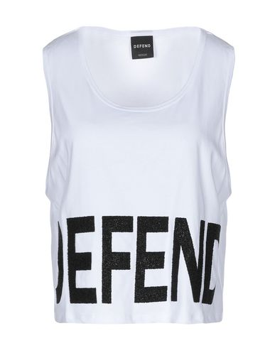 DEFEND T-shirt femme