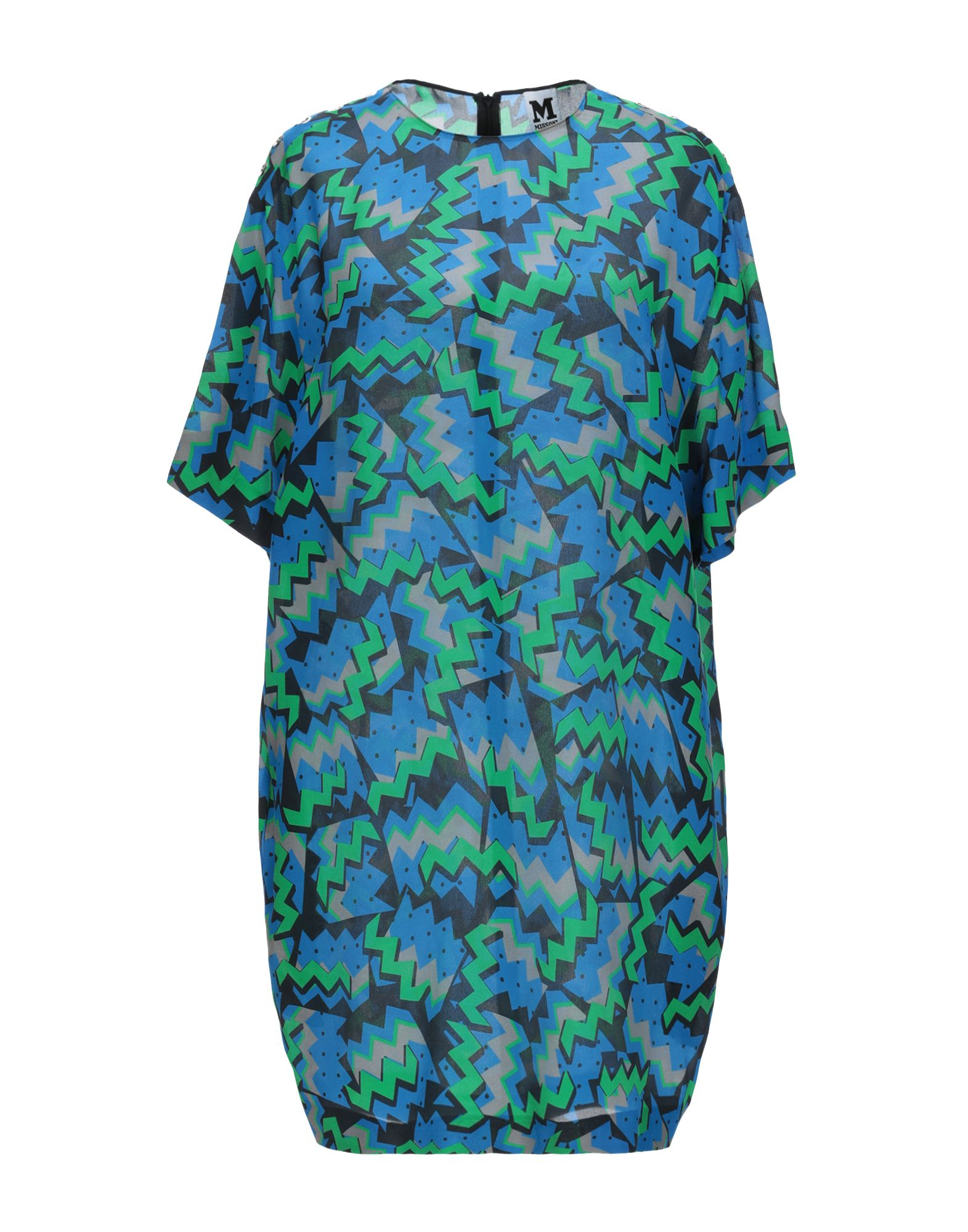 M MISSONI Короткое платье платье m missoni m missoni mm151ewbphw5