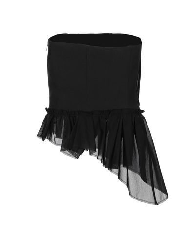Фото 2 - Бюстье черного цвета