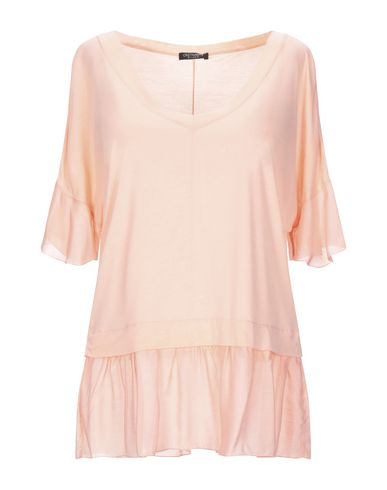 Купить Женскую футболку CRISTINAEFFE цвет абрикосовый
