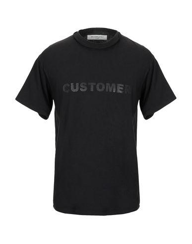 Купить Женскую футболку MЯ.COMPLETELY черного цвета