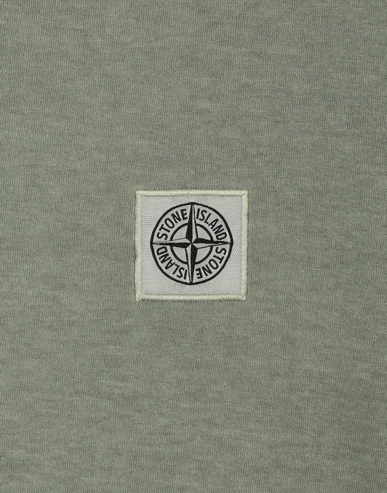 12283236wh - Polo - T-Shirts STONE ISLAND