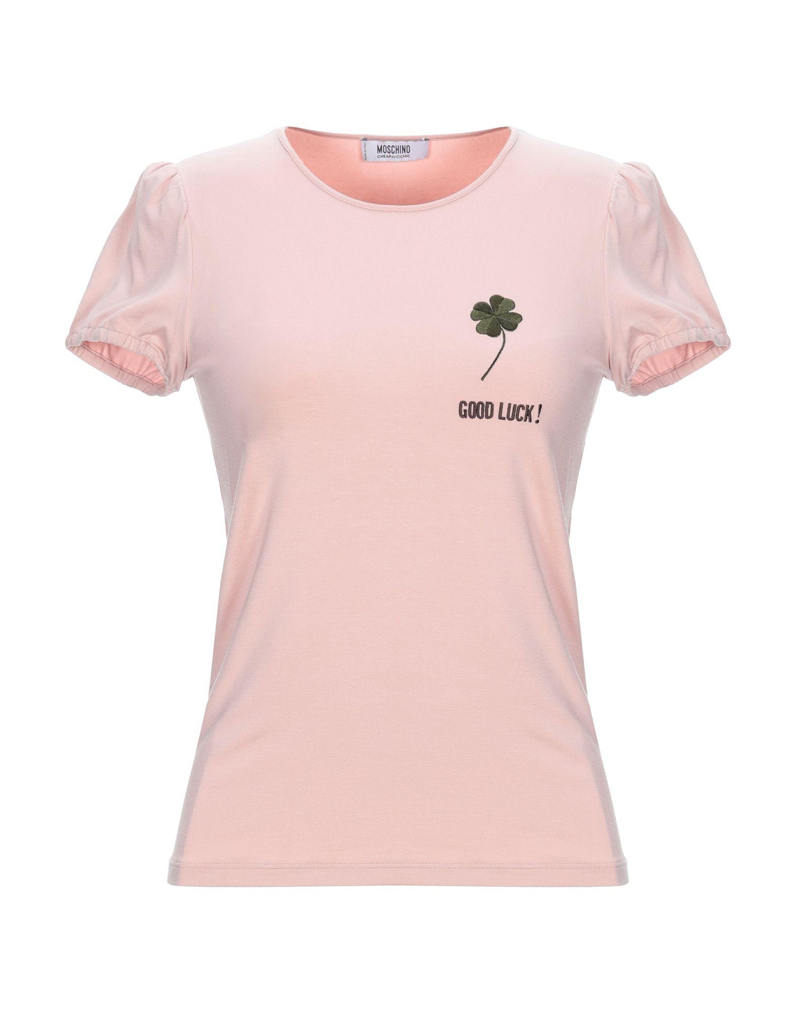 MOSCHINO CHEAP AND CHIC Футболка moschino cheap and chic футболка