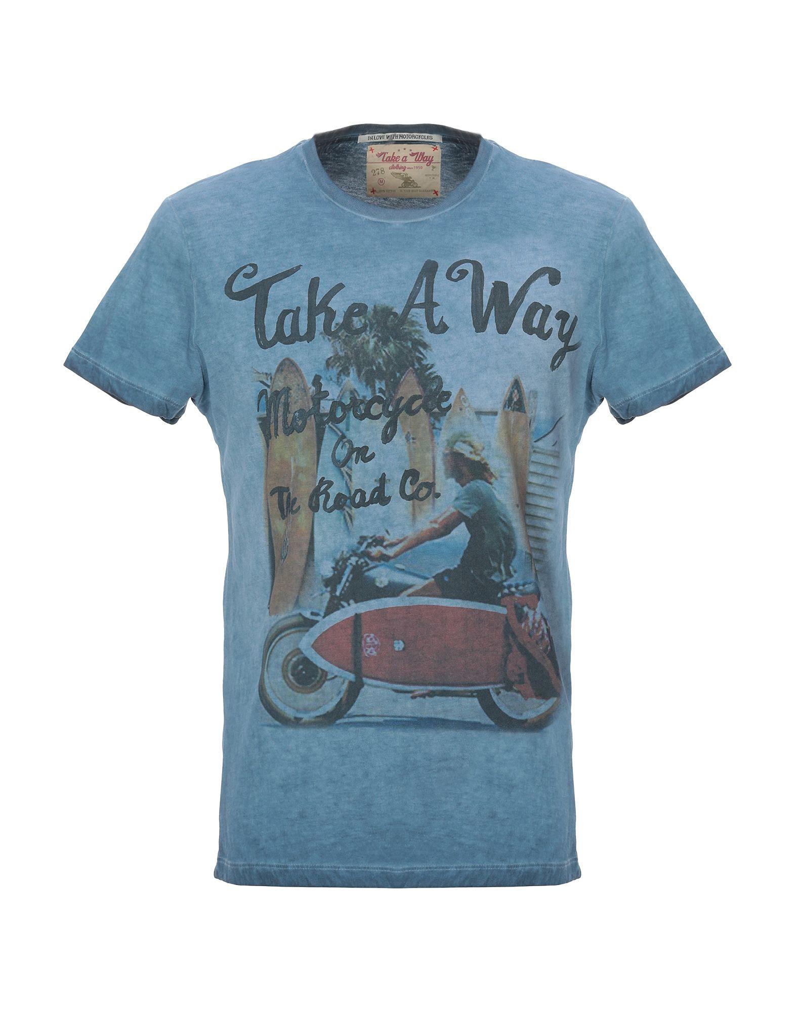 TAKE A WAY CLOTHING Футболка