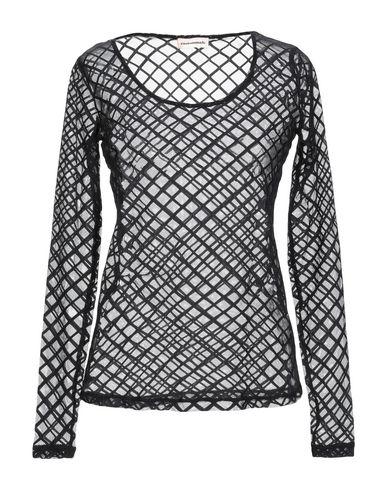 Фото - Женскую футболку CUSTOMMADE• черного цвета