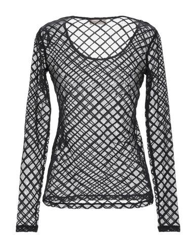 Фото 2 - Женскую футболку CUSTOMMADE• черного цвета