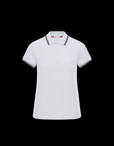 POLO White T-shirts & Tops