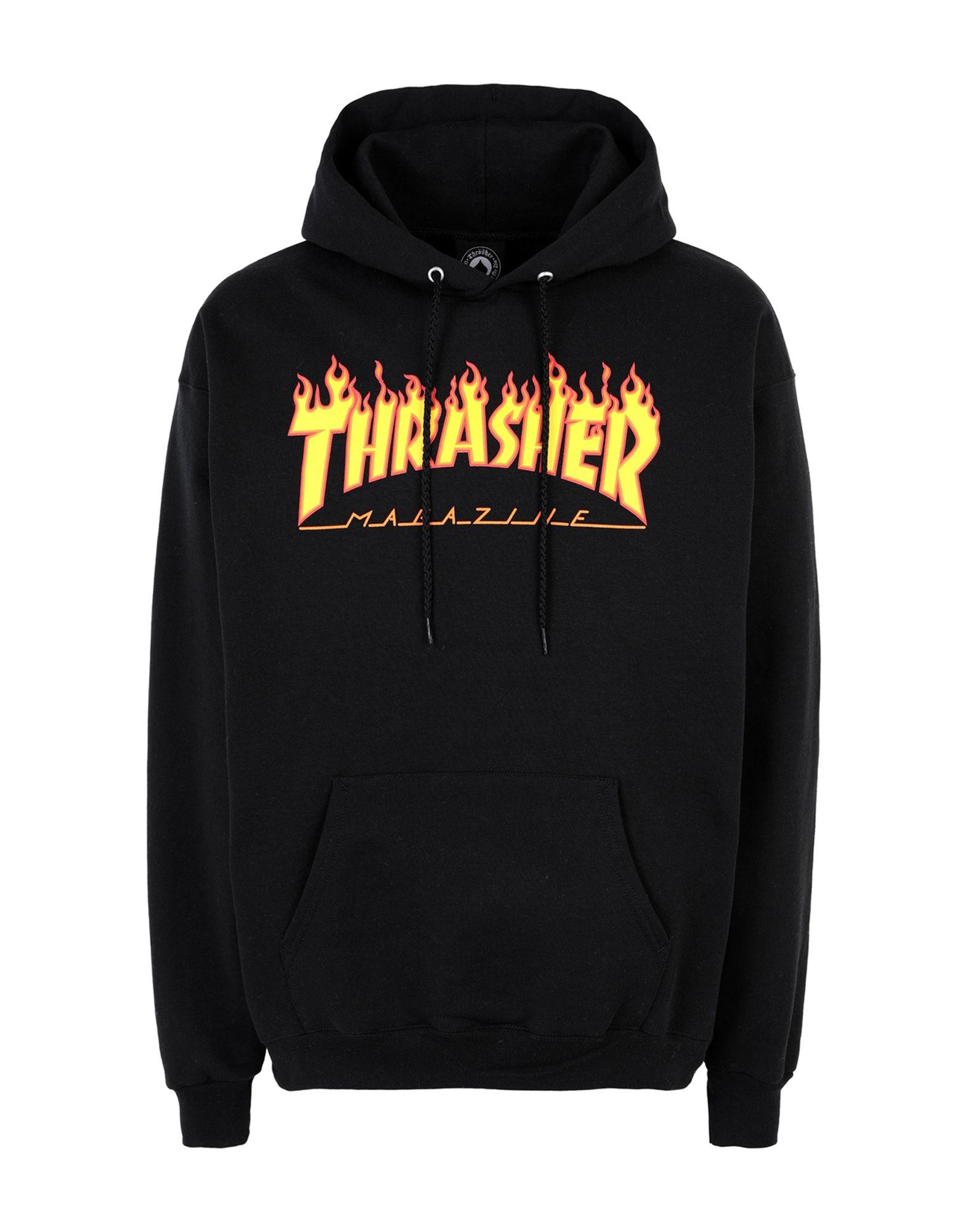 THRASHER Толстовка thrasher толстовка thrasher skate mag black l