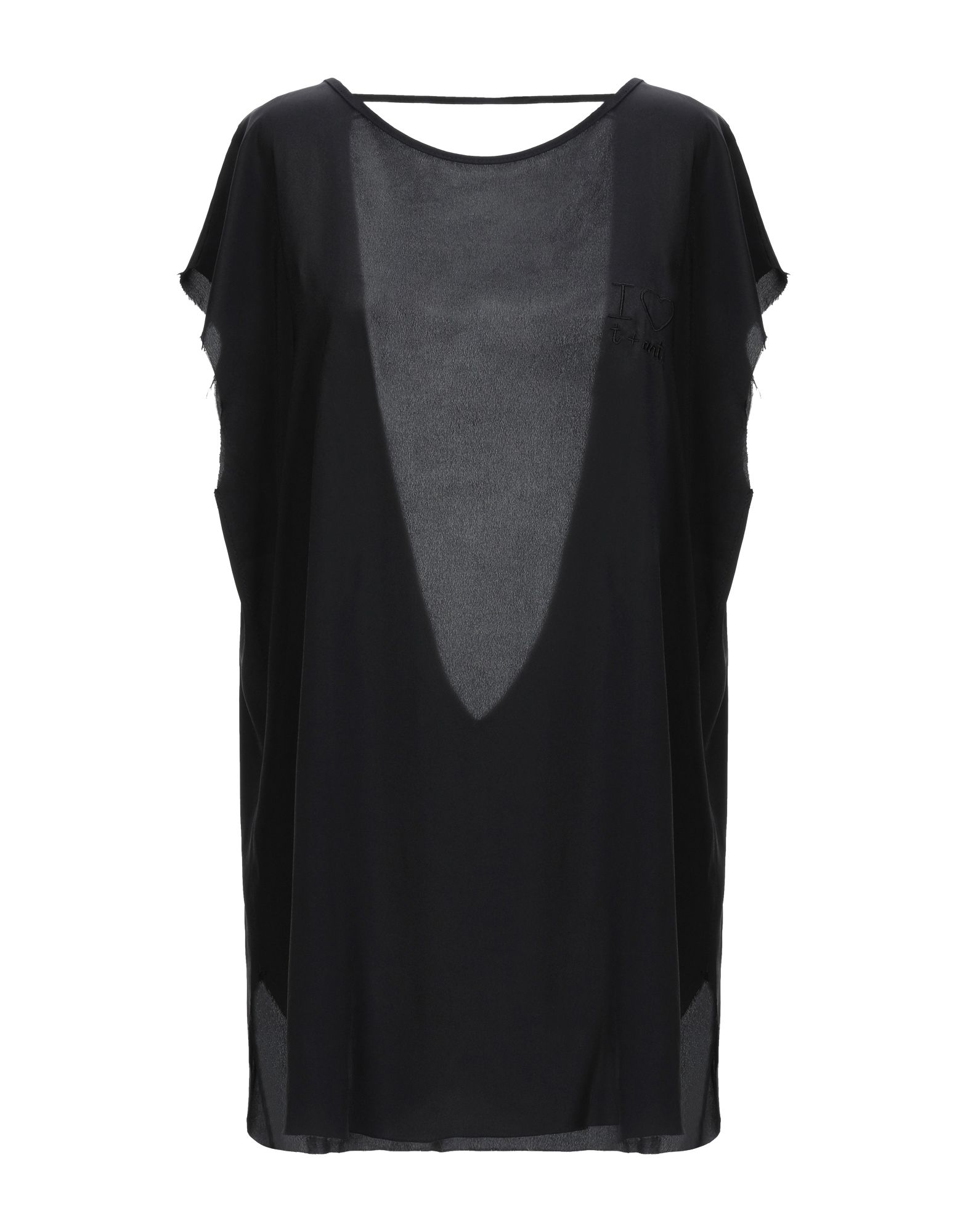 T+ART Топ без рукавов t art блузка
