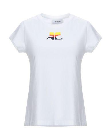 COURRÈGES T-shirt femme