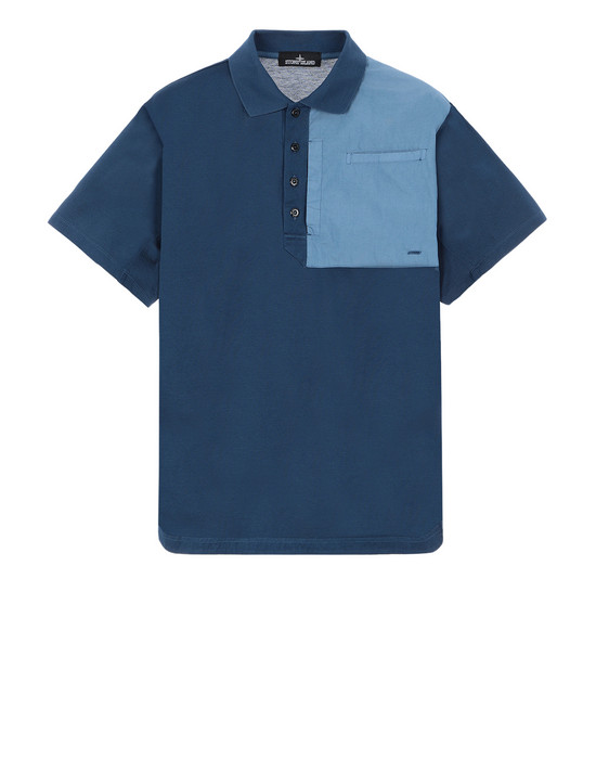 20611 POLO SHIRT (PIQUET MERCERIZZATO)