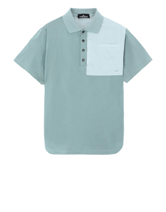 Polo shirt 20611 POLO SHIRT (MERCERISED PIQUÉ) STONE ISLAND SHADOW PROJECT - 0