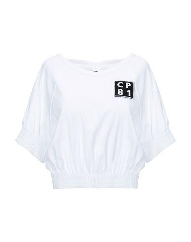 Купить Женскую футболку CHRISTIAN PELLIZZARI белого цвета