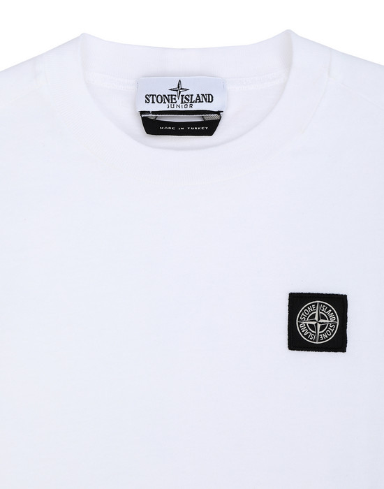12286444or - Polo - T-Shirts STONE ISLAND JUNIOR