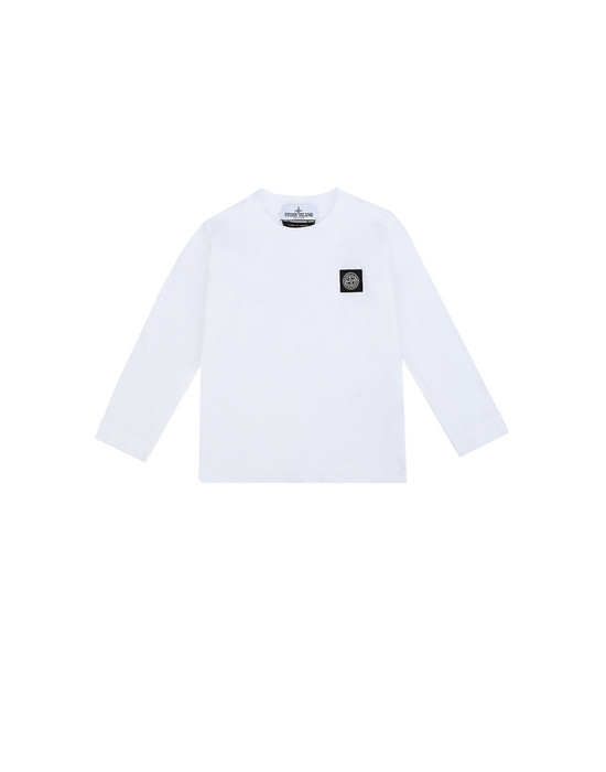 Long sleeve t-shirt 20447 STONE ISLAND JUNIOR - 0