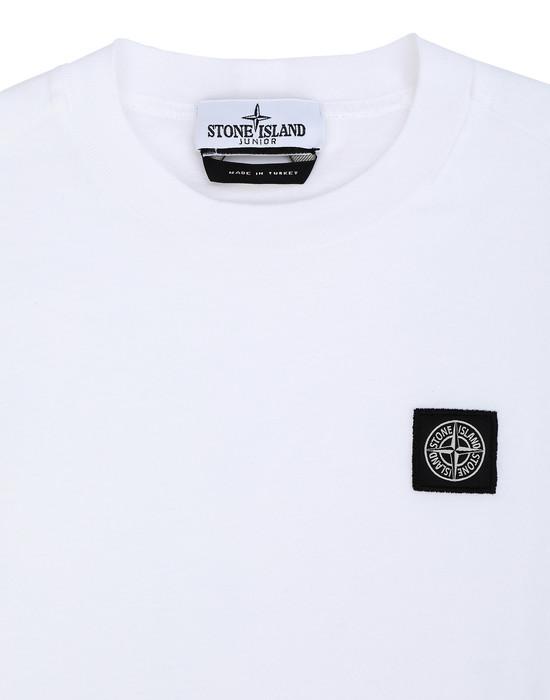 12286457cj - Polos - T-Shirts STONE ISLAND JUNIOR