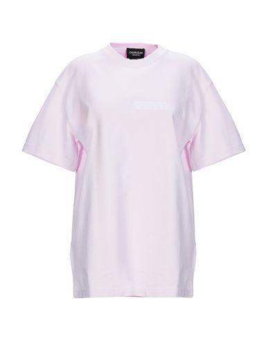 Купить Женскую футболку  светло-розового цвета