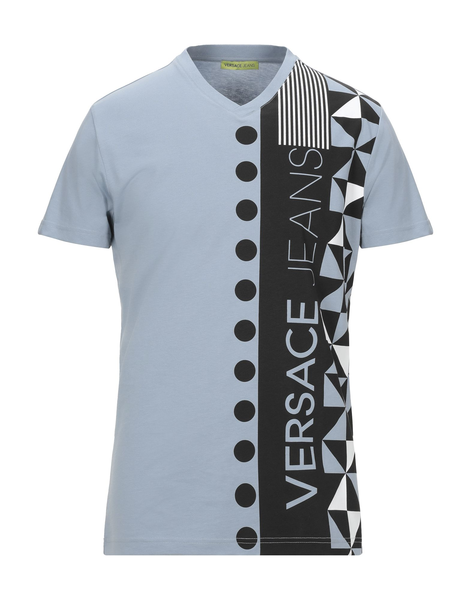 VERSACE JEANS Футболка сабо versace v 19 69