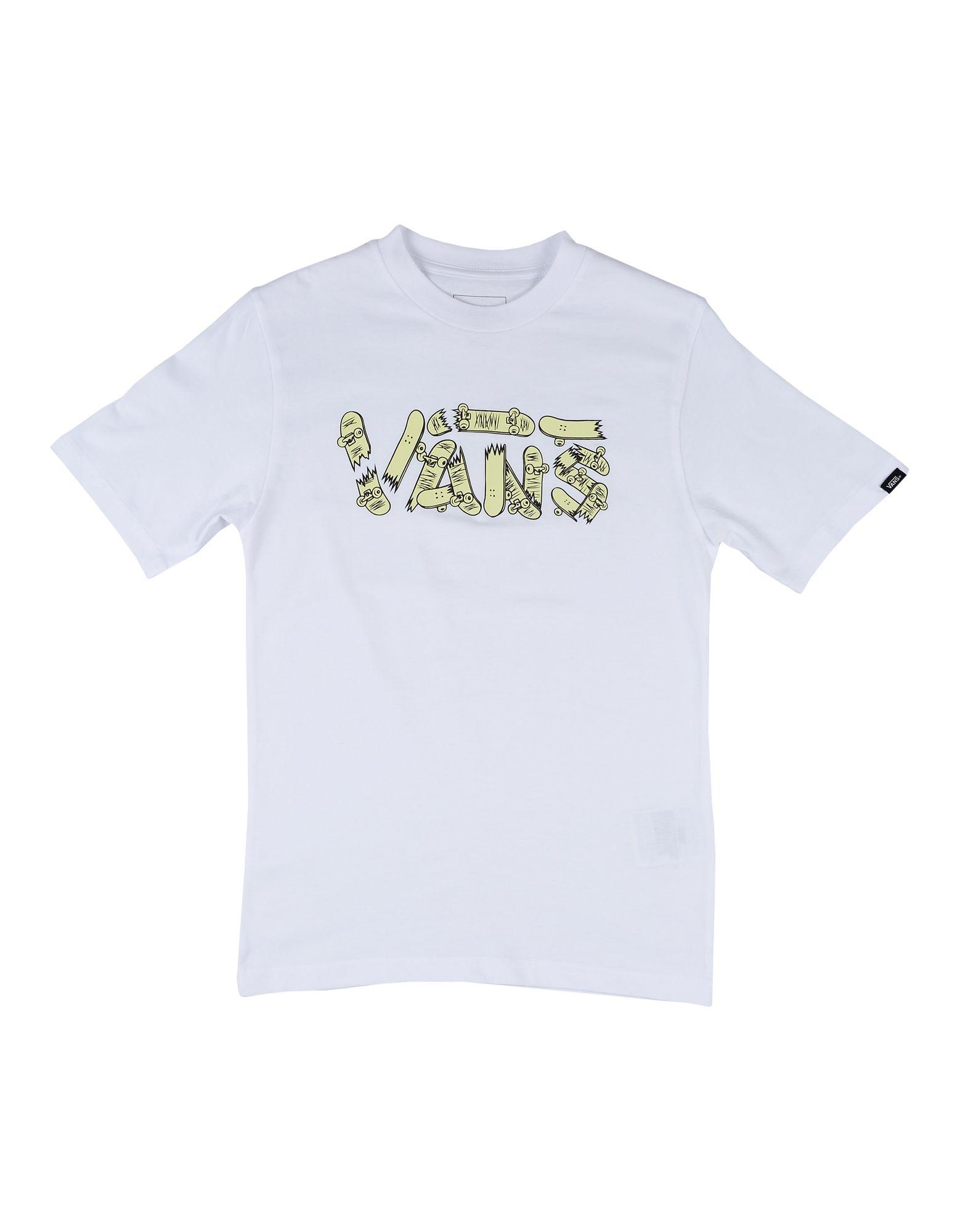 Фото - VANS Футболка кеды мужские vans ua sk8 mid цвет белый va3wm3vp3 размер 9 5 43