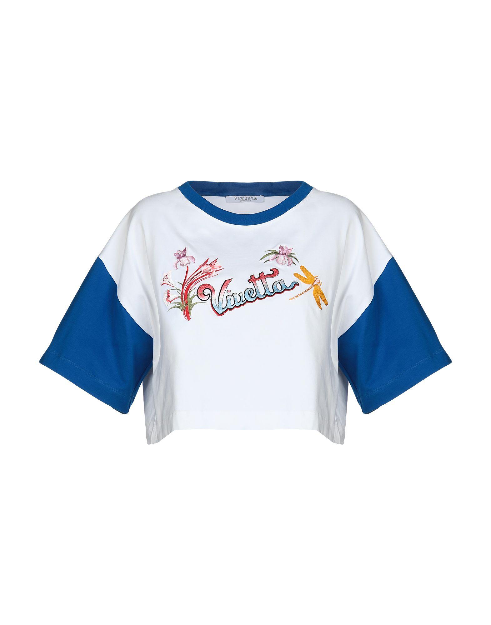 VIVETTA Футболка vivetta футболка