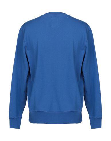 Фото 2 - Мужскую толстовку  ярко-синего цвета