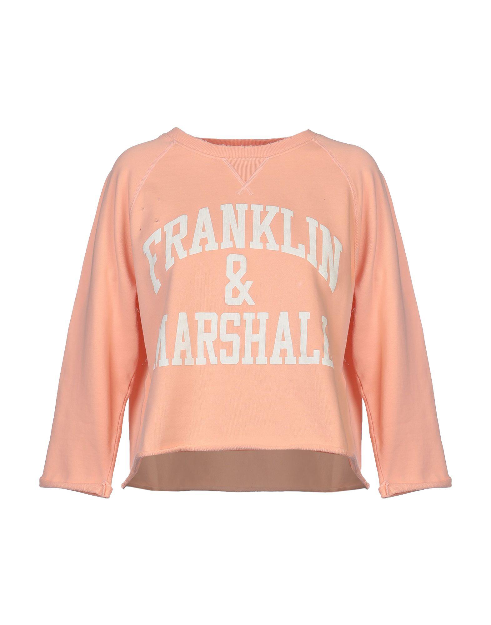 FRANKLIN & MARSHALL Толстовка толстовка franklin