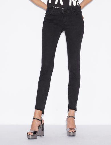 Armani Exchange Women s Jeans   Denim   A X Store   0fd2f8a2ff08