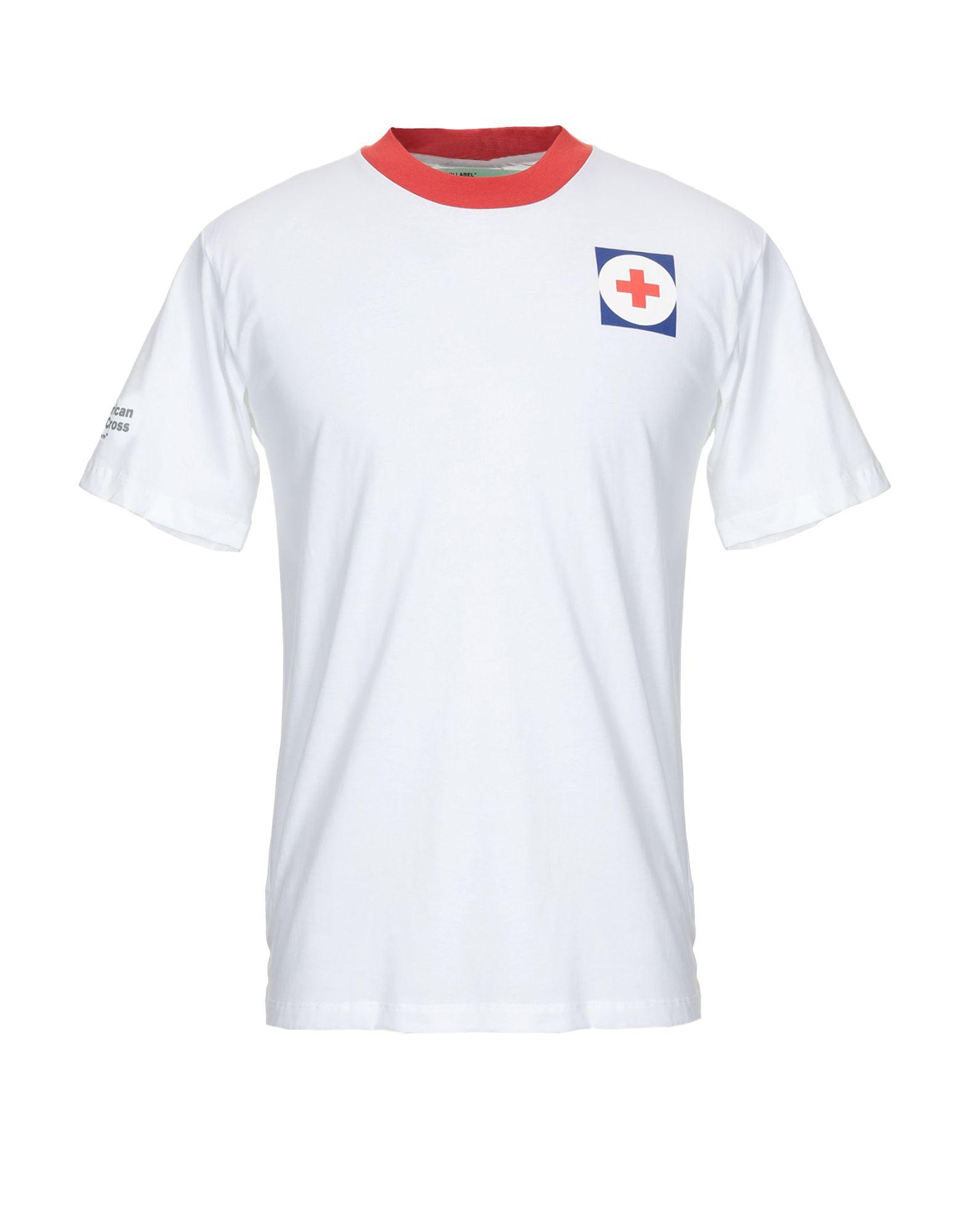 OFF-WHITE™ Футболка white футболка