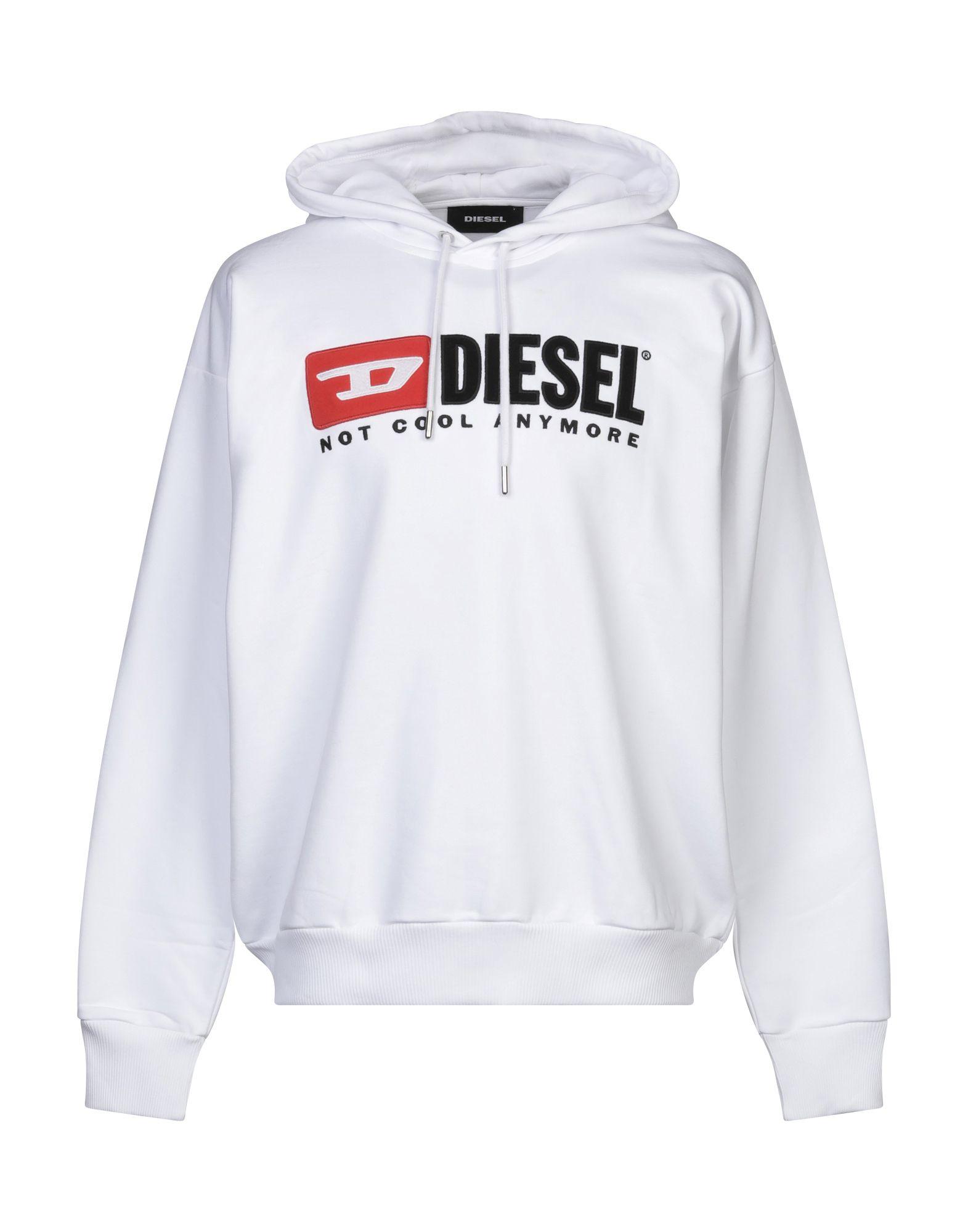 DIESEL Толстовка толстовка diesel толстовка