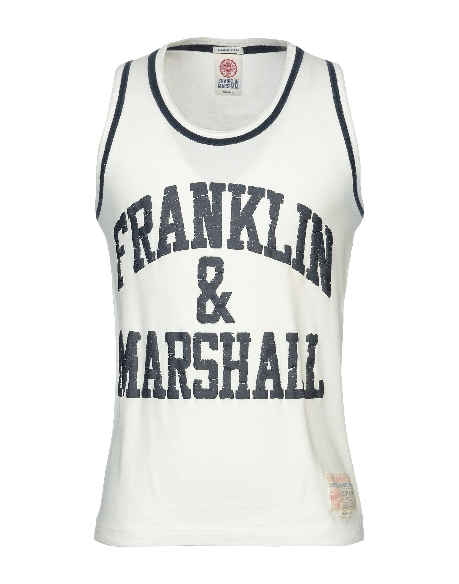 FRANKLIN & MARSHALL Майка майка print bar gumball fiona and marshall