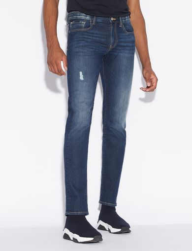 dbd08f75667f Armani Exchange Men s Jeans   Denim   A X Store ‎ ‎
