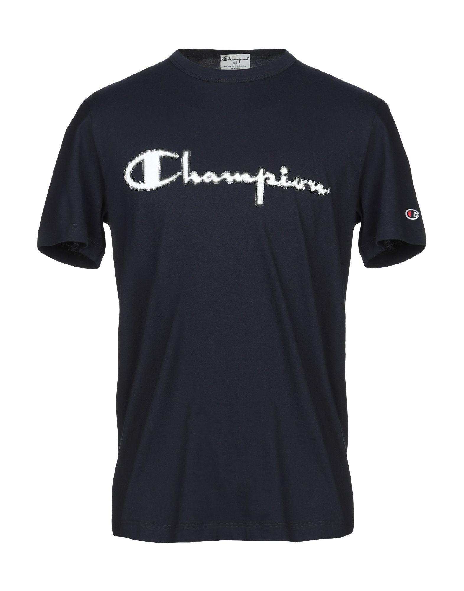 CHAMPION x PAOLO PECORA Футболка
