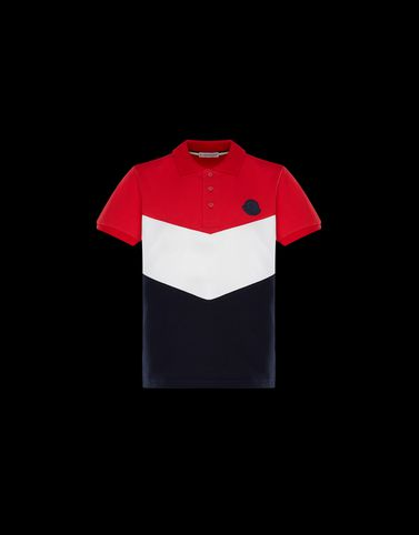 Moncler Kids 4-6 Years - Boy Man: POLO