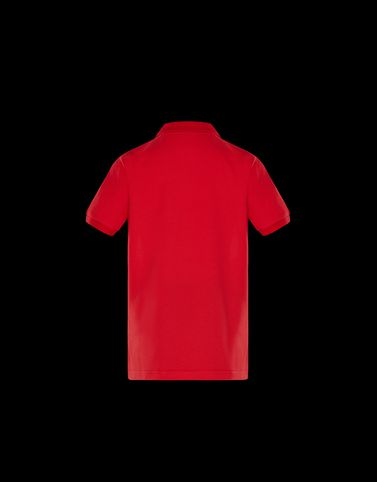 Moncler Junior 8-10 Years - Boy Man: POLO