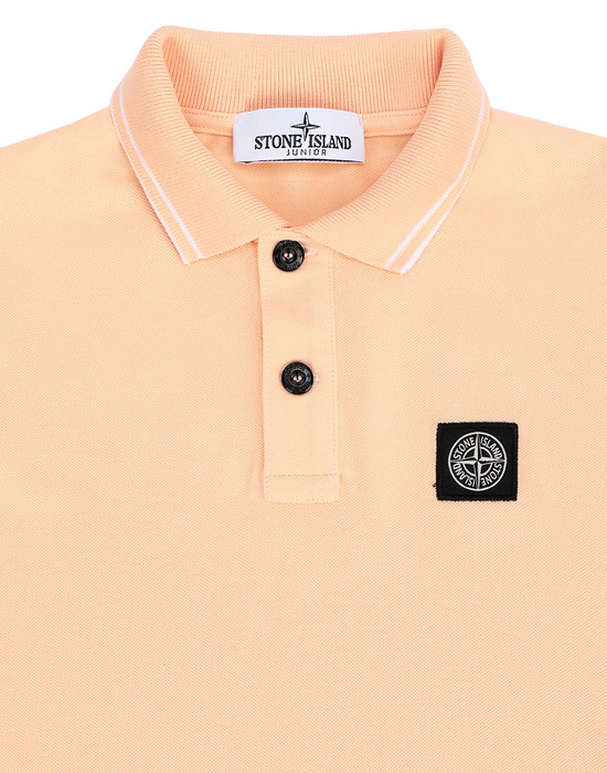 12291422qp - Polo - T-Shirts STONE ISLAND JUNIOR