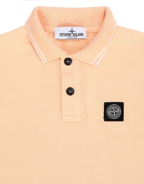 12291427kq - Polo - T-Shirts STONE ISLAND JUNIOR