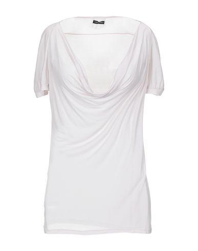 Купить Женскую футболку NOU NOU светло-розового цвета