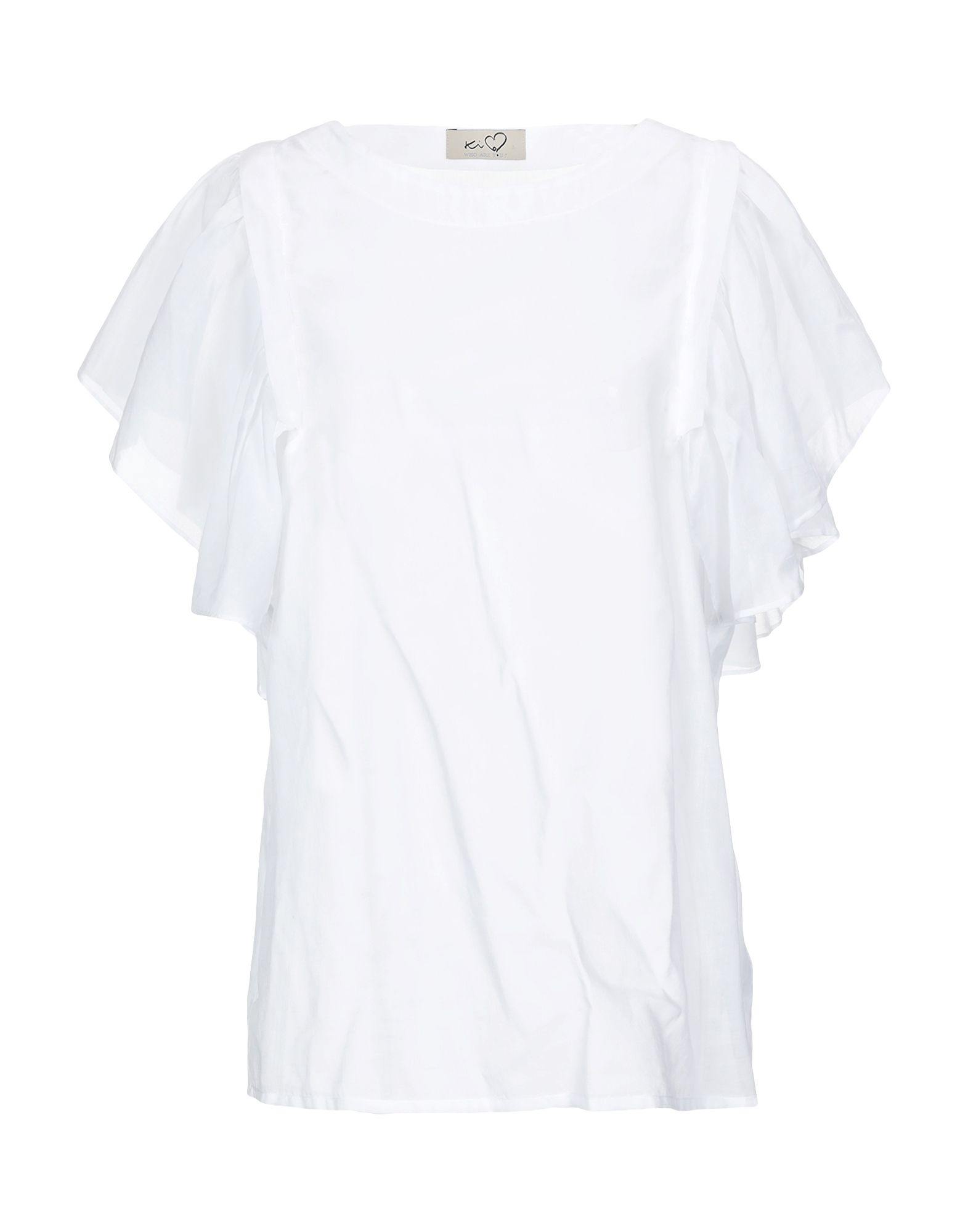 KI6? WHO ARE YOU? Блузка стоимость